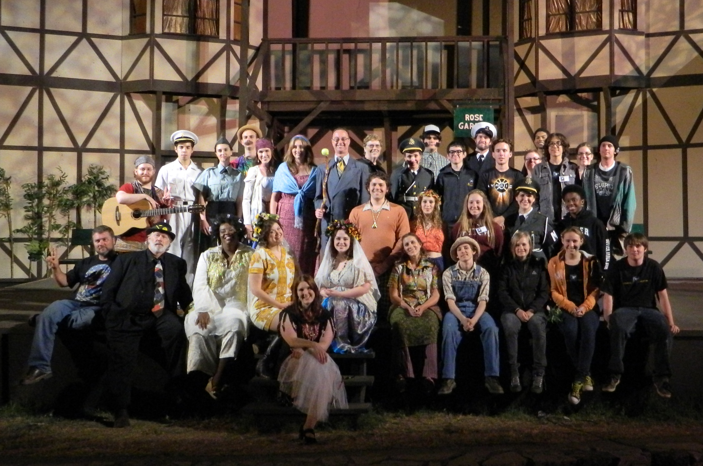 As You Like it Cast and Crew